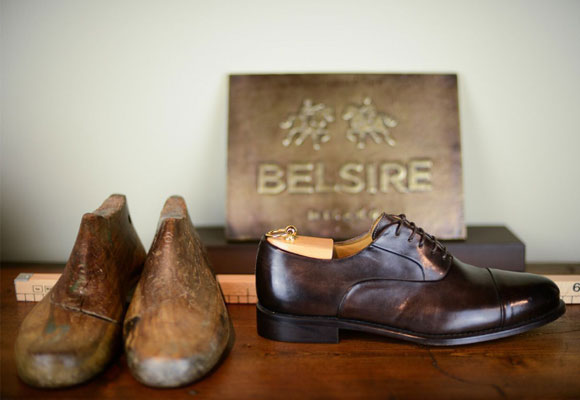 Zapatos de caballero Belsire. Haz clic para comprarlos