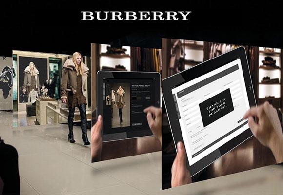 Burberry online