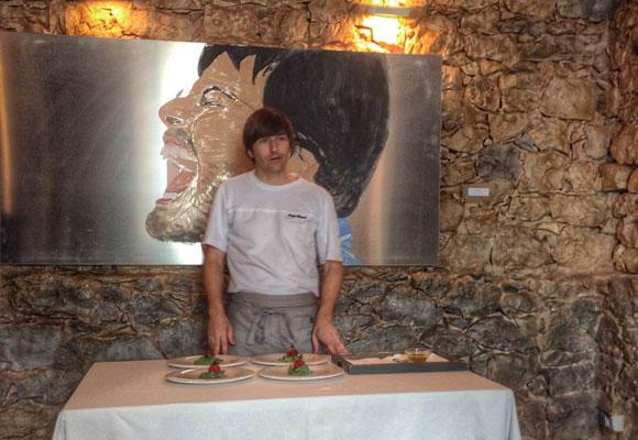 Sergio Bastard dirige la aventura gastronómica