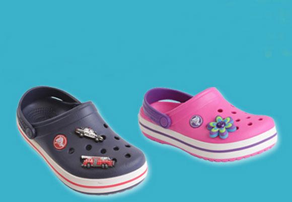 Crocs personalizables