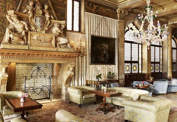 Danieli Hotel Venice, salón