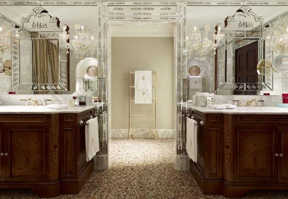 Danieli Hotel Venice, baño