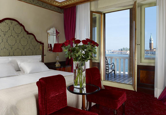 Danieli Hotel Venice, habitación