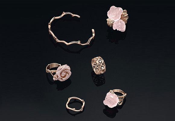 Dior, colección joyas. Haz clic para comprar