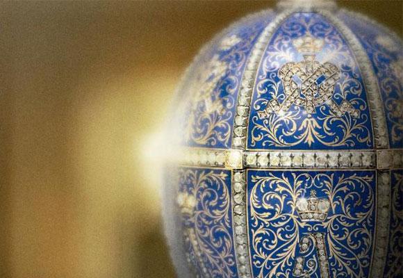 El documental sobre Fabergé, sólo el próximo lunes. Haz clic para comprar la entrada
