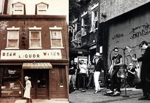 Aspecto de Ear Inn hace más de un siglo y rompiendo estereotipos. Fotos cortesía Ear Inn