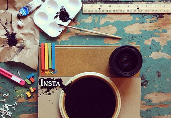 Instagram se ha popularizado sólo en un año y medio. Foto: blog.instagram