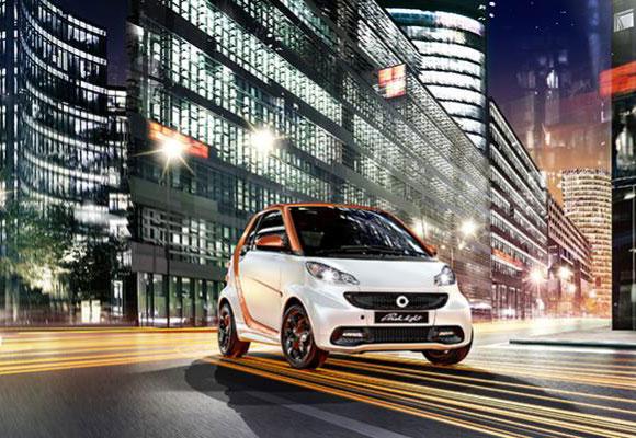 Smart, grupo Daimler