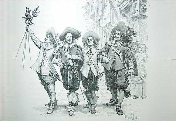Alejandro Dumas, creador de los tres mosqueteros, consideraba la Ratafía el 'Elixir Incomparable'