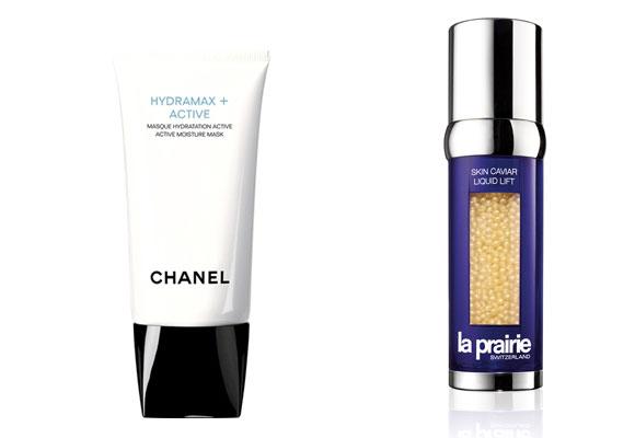 b6745b9c3 Crema Hydramax + Active de Chanel y Sérum La Prairie. Haz clic para comprar