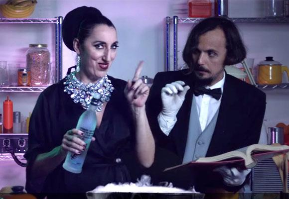 Rossy de Palma participa en la campaña de Shotka, la nueva bebida con cannabis