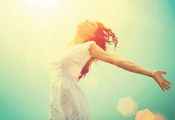 Tomar el sol beneficia a nuestro estado de ánimo