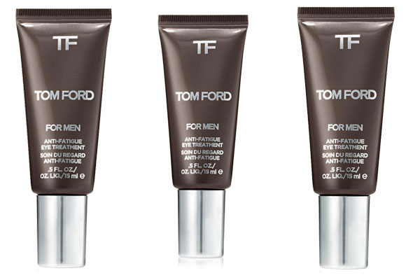 Tom Ford, tratamiento anti fatiga