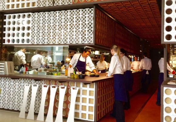 Restaurante Villarroel, Barcelona