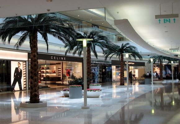 CELINE en el centro comercial plaza 66 de shanghai