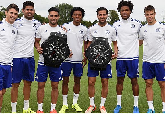 Chelsea 1
