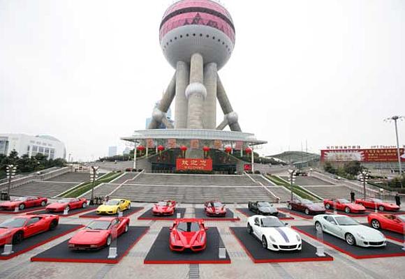Ferrari China