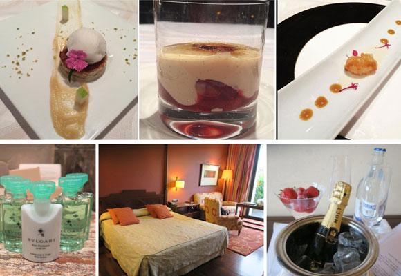 Gastronomía y confort en El Palacio de Luces