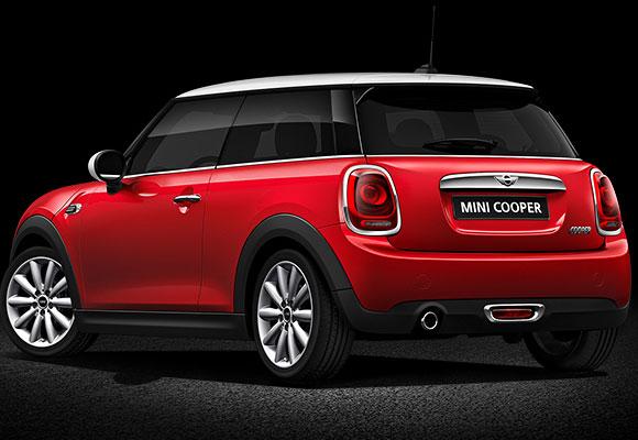 Mini Cooper. Haz clic para saber más