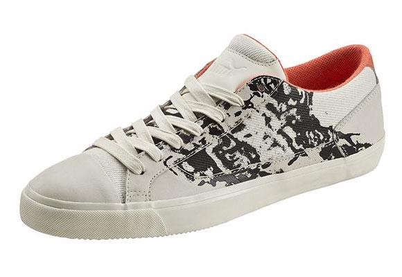 Zapatillas Puma diseñadas por Alexander McQueen. Haz clic para comprarlas