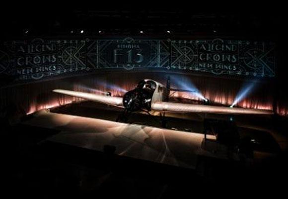 Presentación del F13 de Rimowa
