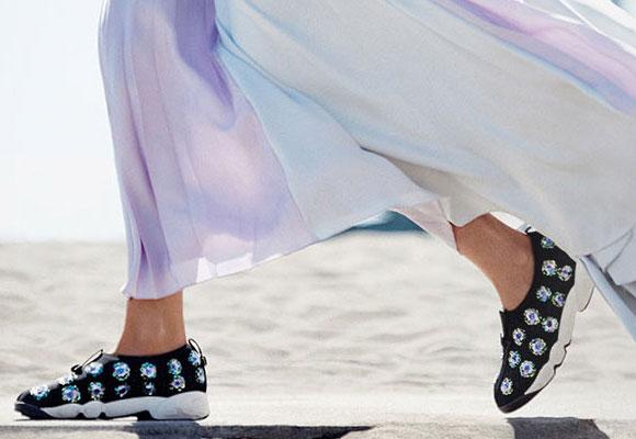 Sneakers Dior by Raf Simons. Haz clic para comprarlas
