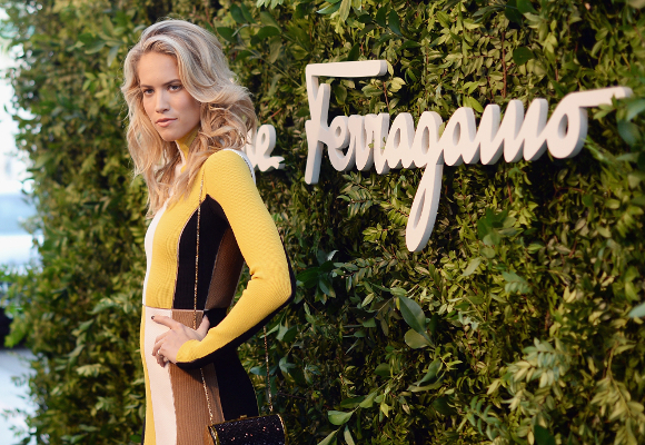 BEVERLY HILLS, CA - SEPTEMBER 09: Actress Cody Horn attends as Ferragamo Celebrates 100 Years in Hollywood at the newly unveiled Ferragamo boutique on September 9, 2015 in Beverly Hills, California. (Photo by Charley Gallay/Getty Images for Ferragamo)