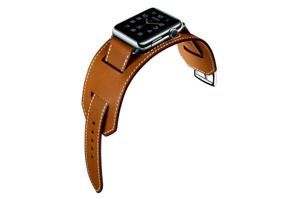 Apple Watch con correa Hermès