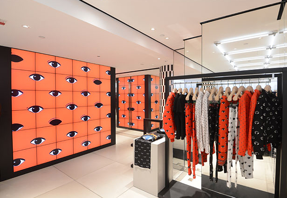 7fcc731f299 Kenzo Launches New Store Concept - The Luxonomist