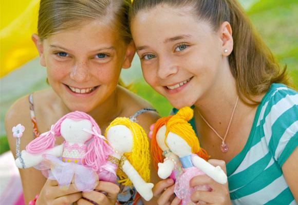 Kit para crear muñecas de 4M