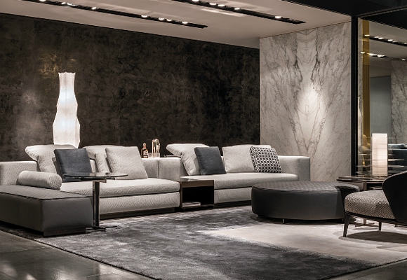 Miami design district news inside new minotti store opening