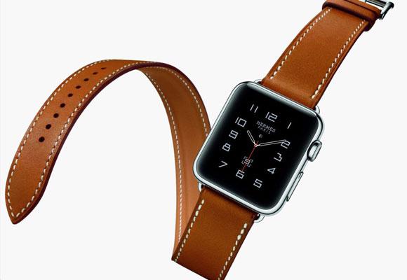 AppleWatch con correa Hermès