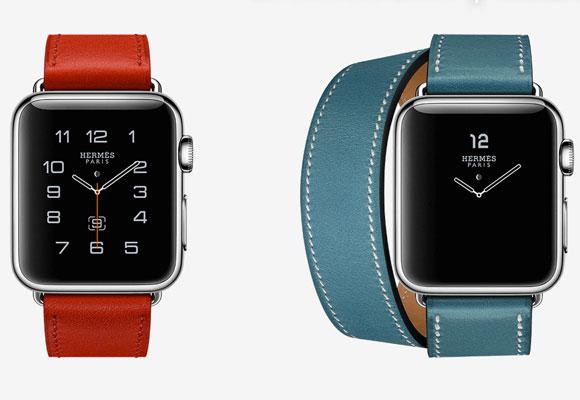 AppleWatch con correas Hermès