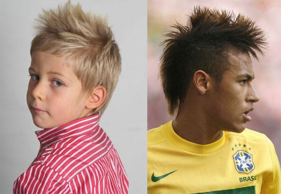 Mama Quiero Llevar El Pelo Como Beckham The Luxonomist - Cresta-pelo