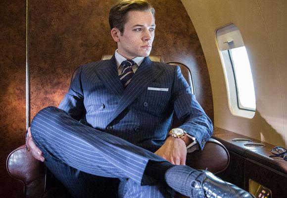 La colección incluye ropa y complementos para el caballero más inglés