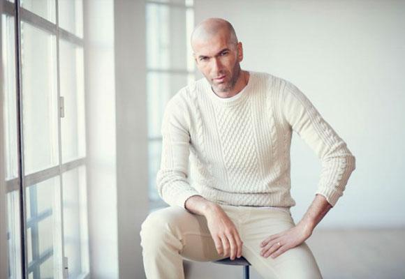 Zinedine Zidane para Mango Man