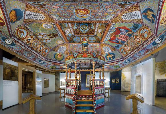 Exposición en el Museo Polin