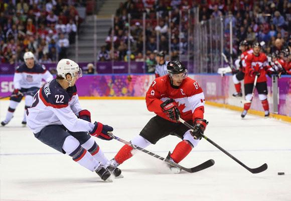 Reebok ha firmado con el equipo de Hockey Hielo estadounidense