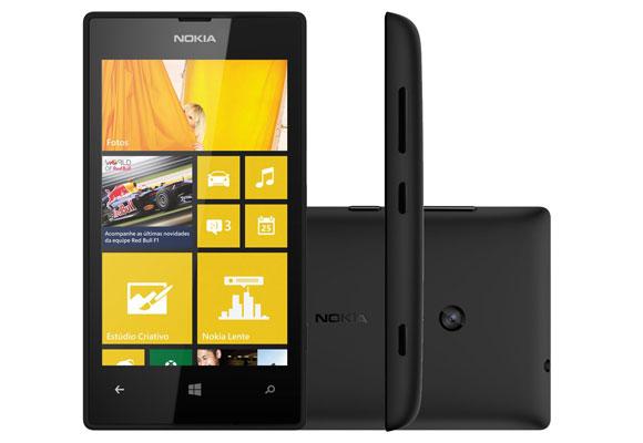 Lumia 520 de Nokia, compatible con la nueva app de CaixaBank