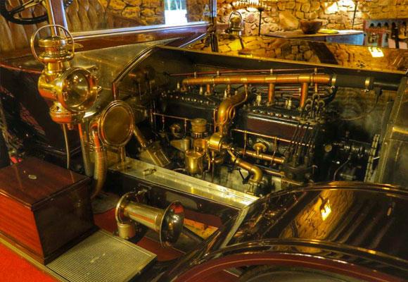 Motor del Silver Ghost