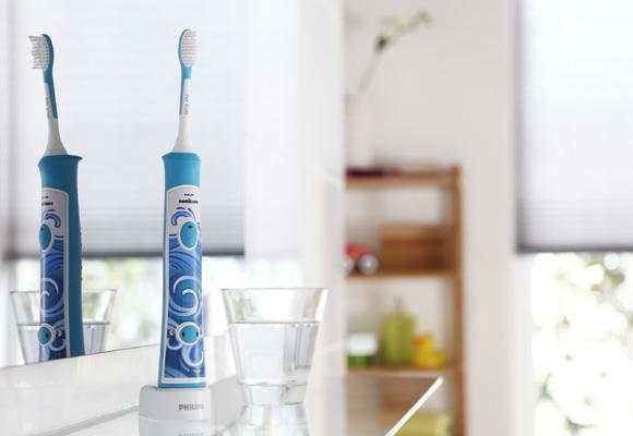 Los peques aprenderán a mantener sus dientes limpios con este cepillo. Cómpralo aquí