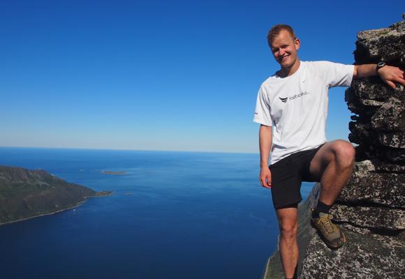 Jens Jakob, fundador de RunRepeat.com