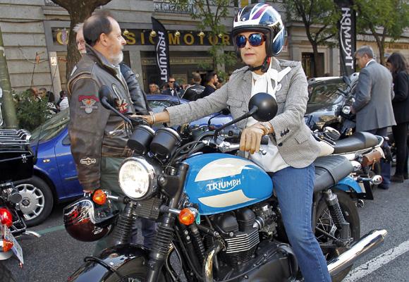 La lucha contra el cáncer de próstata, objetivo de la Distinguished Gentleman's Ride