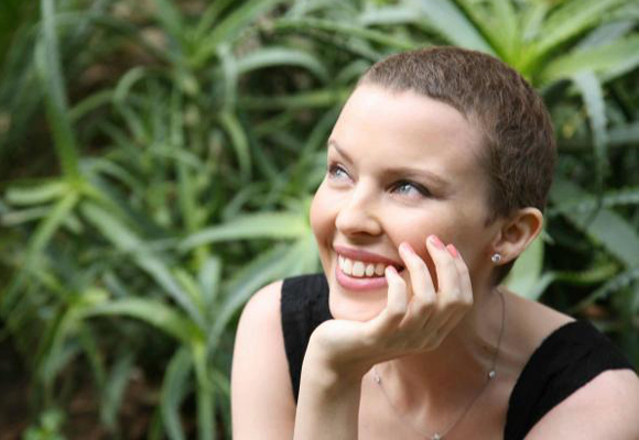 Kylie Minogue superó un cáncer de mama en 2005