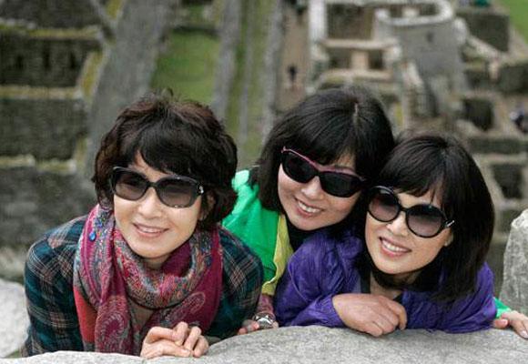 Los viajes de turistas chinos al extranjero siguen subiendo