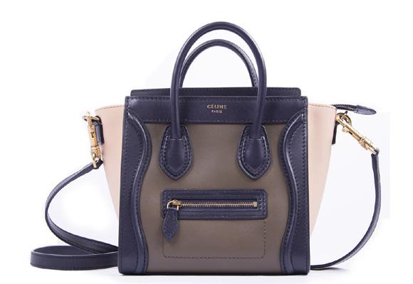Este es uno de los bolsos más exclusivos de Céline. Cómpralo aquí
