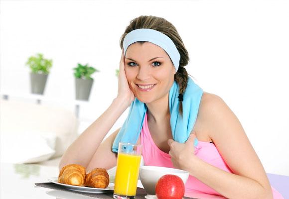 Una dieta equilibrada y el ejercicio físico, bases de una buena salud