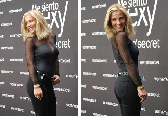 Elsa Pataky con un body de la nueva colección de Women´Secret