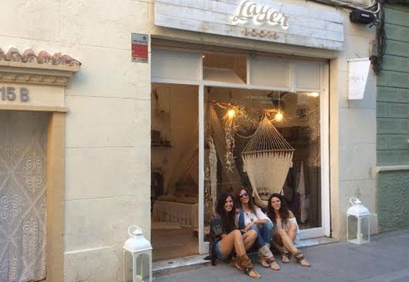 Tienda taller de Layer Boots en el Barrio de Gracia en Barcelona
