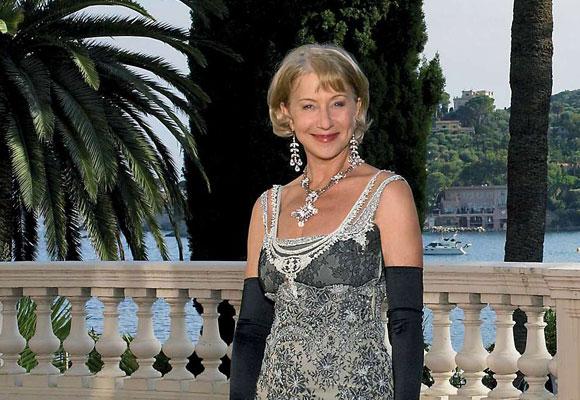 Helen Mirren ha prestado su imagen a Mandarin Oriental